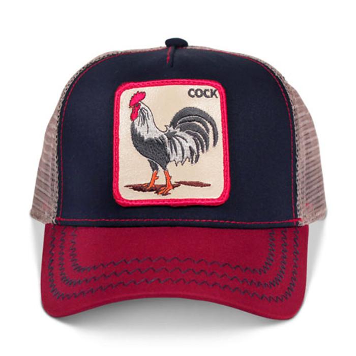 Goorin - Rooster Baseball Cap - Front 2a7cd1093cf