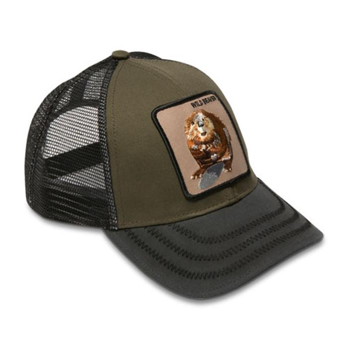 c0c3b6042cb06 Goorin - Wild Beaver Baseball Cap - Right Side