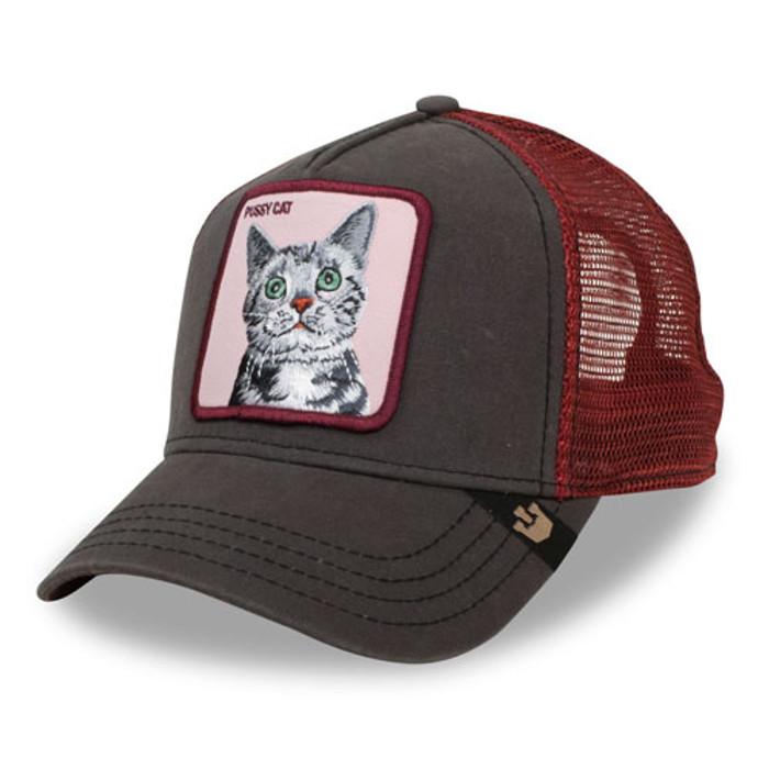 739957f71 Goorin - Whiskers Snapback Baseball Cap
