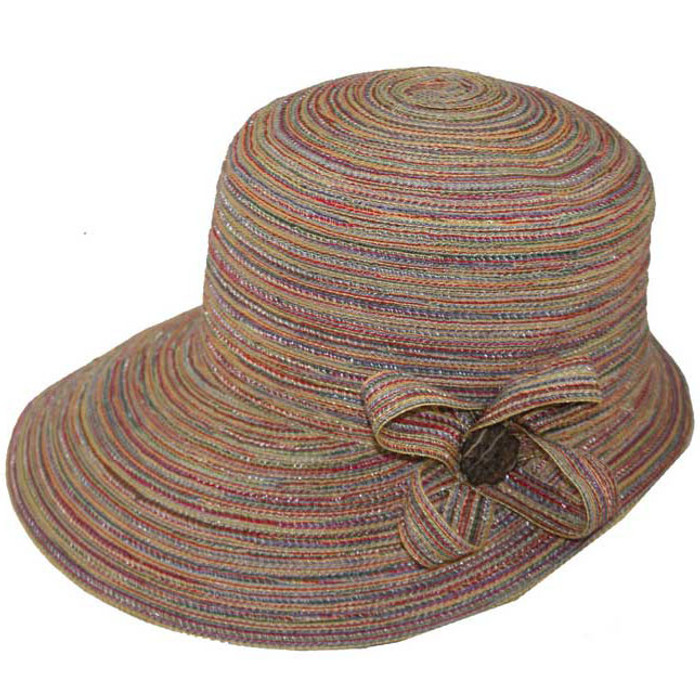 cae6bd912 Jeanne Simmons - Sunset Brimmed Cap Hat