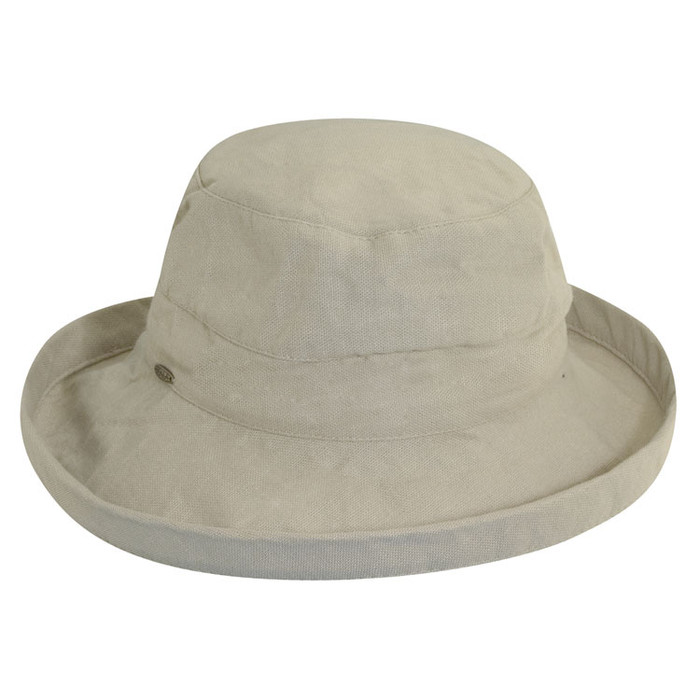 16be408683d18 Scala | Small Brim Canvas Bucket Hat | Hats Unlimited
