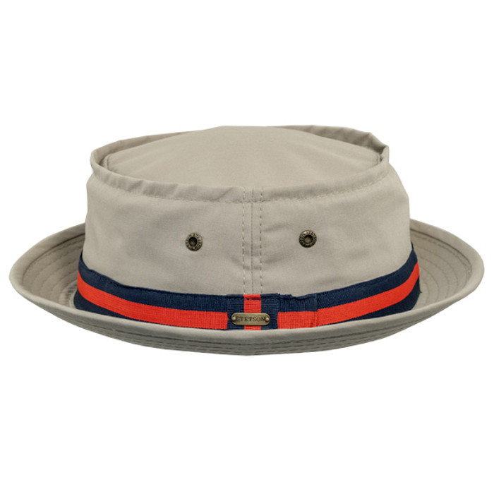 eee0582ff Stetson - Fairway Pork Pie Bucket Hat