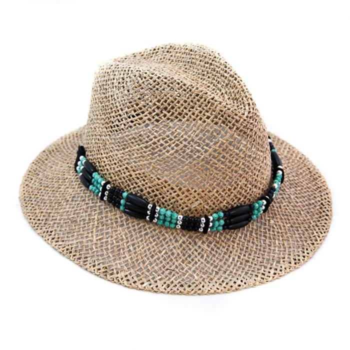 7a86734f942 Kenny K. Kenny K - Beaded Hat Band