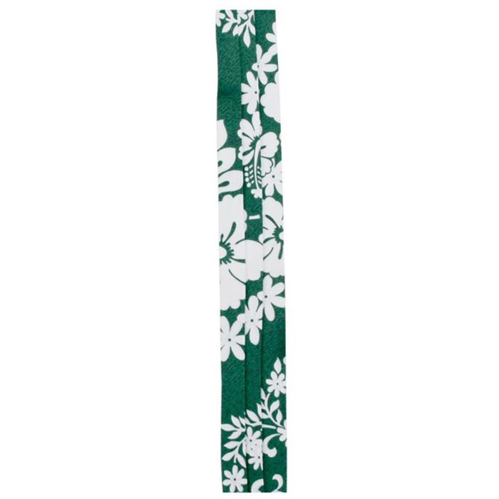dd76ad2b992 Kenny K - Green Triple Pleat Floral Hat Band