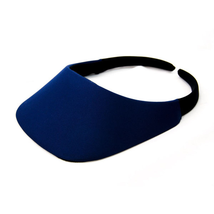 87fc77a9 No Headache | Original Square Brim Visor | Hats Unlimited