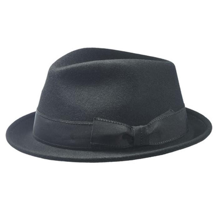 TLS Stefeno. TLS Stefeno - Italian Wool Felt Stingy Fedora 2650f54c5fe