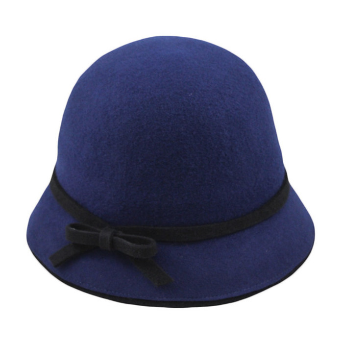 38215f3275 Jeanne Simmons. Jeanne Simmons - Wool Felt Bucket Hat