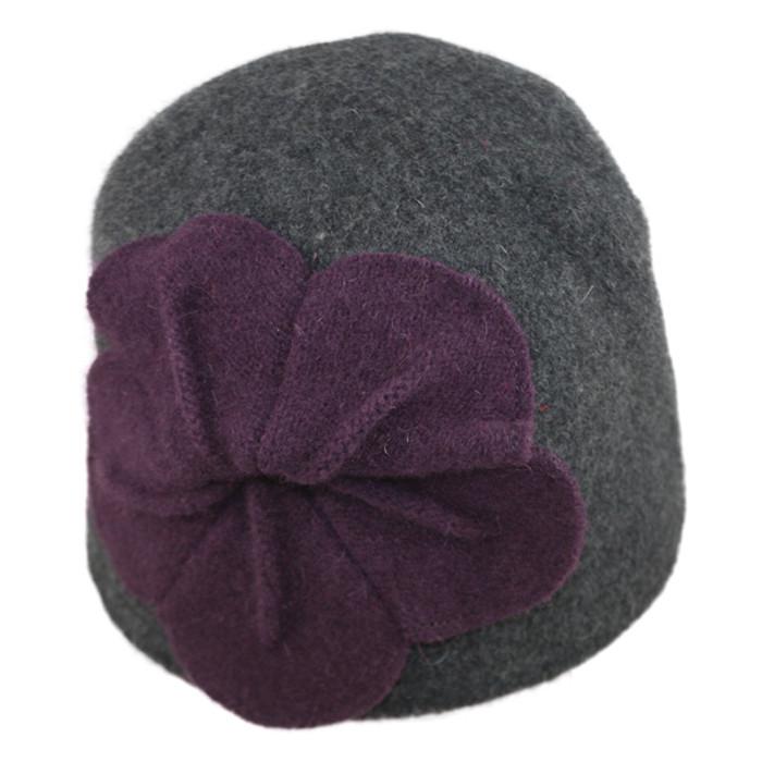 0a57fd37b72 Jeanne Simmons. Jeanne Simmons - Boiled Wool Cloche Hat