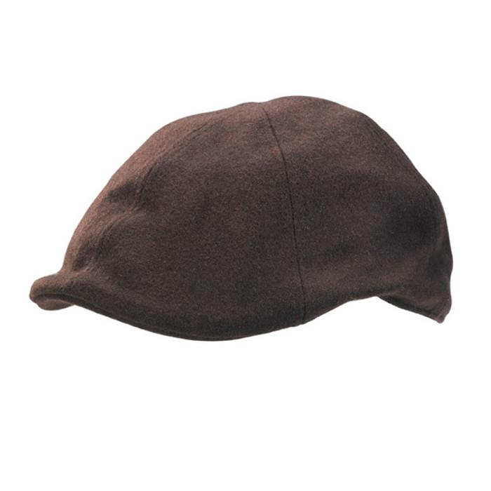 6a77634c4 TLS Stefeno - Wednesday Wool Duckbill Cap