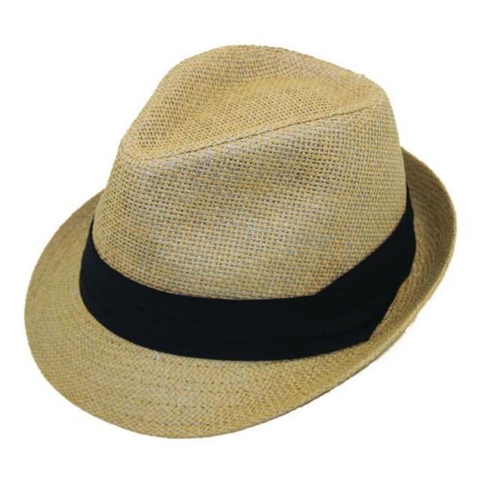 503f29e78 Jeanne Simmons - Children's Toyo Fedora Hat