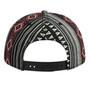 Otto Cap - Aztec Snapback Hat Back