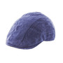 TLS Stefeno Reston 5 Panel Pub Cap in Blue - Full View