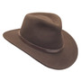Dorfman Pacific - Indiana Jones Outback Hat - Opposite Side