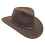 Dorfman Pacific - Indiana Jones Outback Hat - Opposite Side