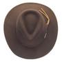 Dorfman Pacific - Indiana Jones Outback Hat - Top