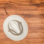 Stetson - Los Alamos Outback Straw Hat - Stock Image
