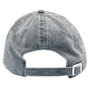 American Needle - Cali Bear Distressed Patch Cap in Black - Back