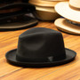 Dobbs - Andes All Weather Fedora Hat (Stock Image 1)