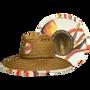 Peter Grimm - Octopus Straw Lifeguard Hat
