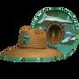 Peter Grimm - Marlin Straw Lifeguard Hat