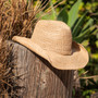 Kooringal - Greta Raffia Cowboy in Natural Stock Image 2