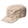 Kooringal - Ladies Floral Printed Mao Cap (Latte)