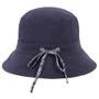 Kooringal - Ladies Reversible Golf Hat in Navy - Back