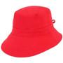 Kooringal - Ladies Reversible Golf Hat in Red