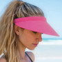 Kooringal - Ladies Push-on Visor, Model (Bright Pink)
