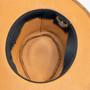 Henschel Outback Leather Hat - Inside