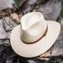 Bigalli - Australian Outback Panama Hat - Stock Image 2