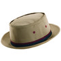 Dorfman Pacific - Roll Up Bucket Hat - Tan
