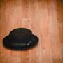 Kenny K - Heisenberg Black Wool Felt Pork Pie Hat - Stock Image