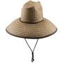 Dorfman Pacific - Palm Lifeguard Straw Sun Hat Coco