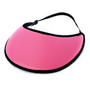 No Headache - Pink Active Lite Visor Hat