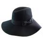 Something Special - Wool Felt Oversized Fedora Hat Main