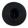Something Special - Wool Felt Oversized Fedora Hat Under