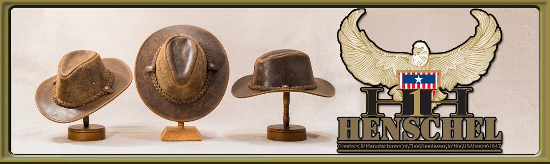 Henschel Hats Banner