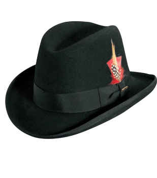 porkpie hat