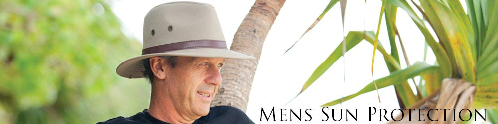 Mens Sun Protection Hats   Caps  430cd68b4e46