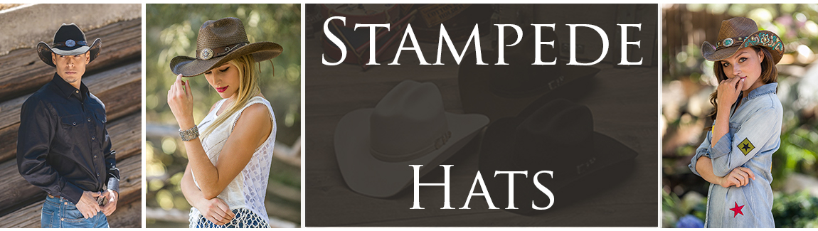 Stampede Hats | Hats Unlimited