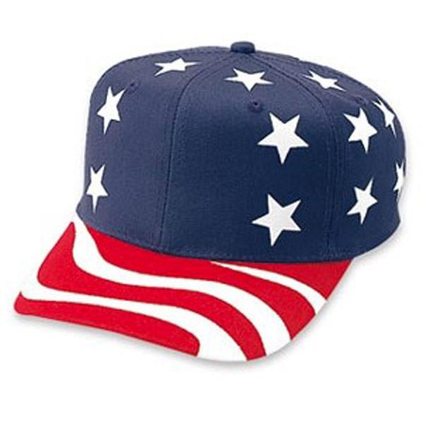 Otto Cap. Otto Cap - US American Flag Snapback Hat cf43918c0bf