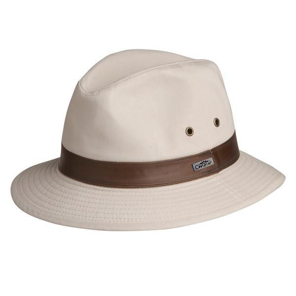3a4b27ad292e3f Conner | Larimer Mens Cotton Safari Hat | Hats Unlimited