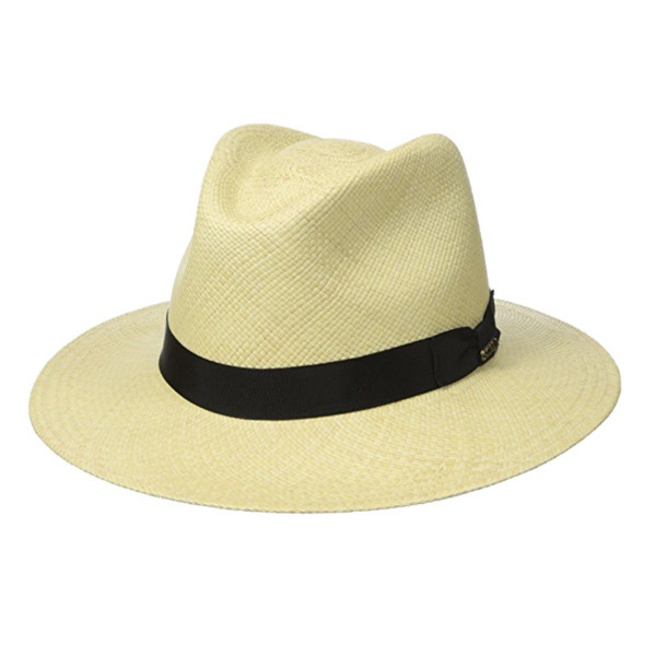 8457277f57f1b9 Scala | Panama Bubble Top Safari Hat | Hats Unlimited