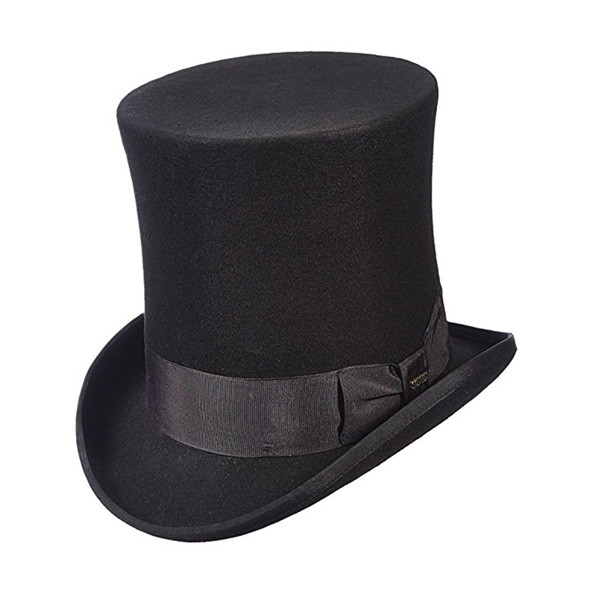 cd676acd Dorfman Pacific | Tall Top Hat | Hats Unlimited
