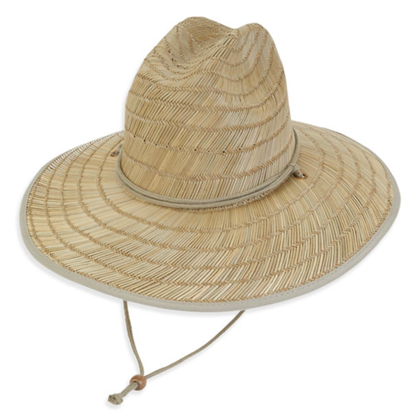 20588a6c051dd Sun  N  Sand - LifeGuard Rush Straw Hat ...