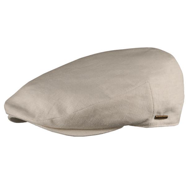 Stetson Hats. Stetson - Linen Ivy Newsboy Cap 8a43c5d0f212