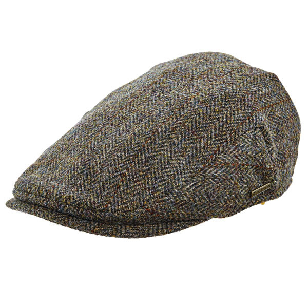 Stetson Hats. Stetson - Harris Tweed Ivy Cap 713a84b5059