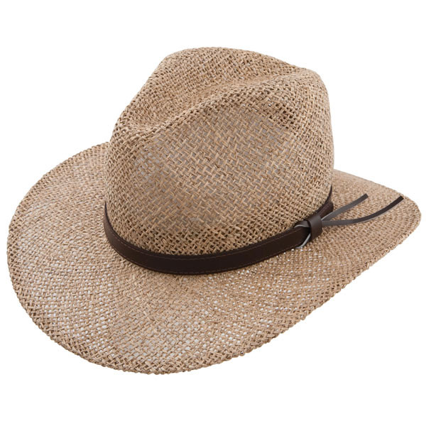 775c80ca Stetson | Baytown Seagrass Straw Cowboy Hat| Hats Unlimited