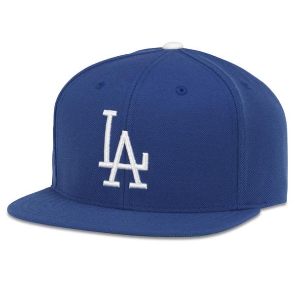 61bb854cf9a American Needle. American Needle - LA Dodgers Flat Brim Baseball Cap